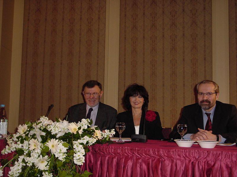 2 Bentovim, C Winer, M Dokur - Opening Plenary 1