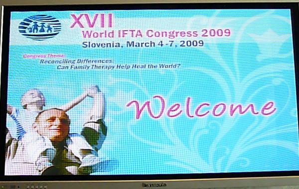 2009 IFTA -  PORTOROZ, SLOVENIA MARCH 4-7, 2009