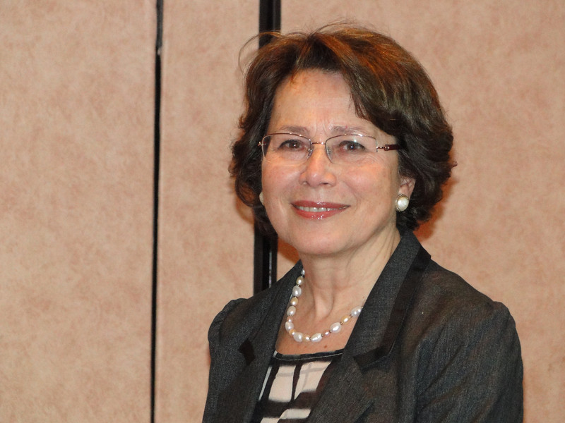 Our Past-President of IFTA -- Fatma Reid