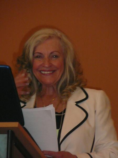 IFTA President - Judith Landau