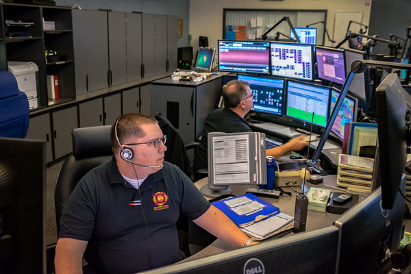 CONFIRE Dispatch