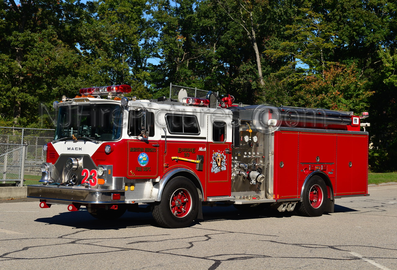 NOROTON HEIGHTS, CT ENGINE 23