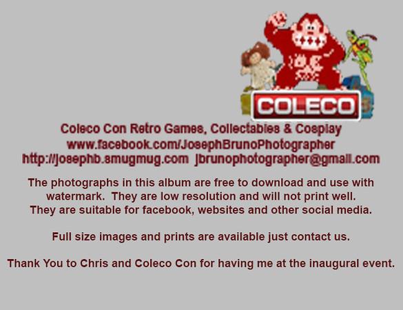 Coleco Con 2017