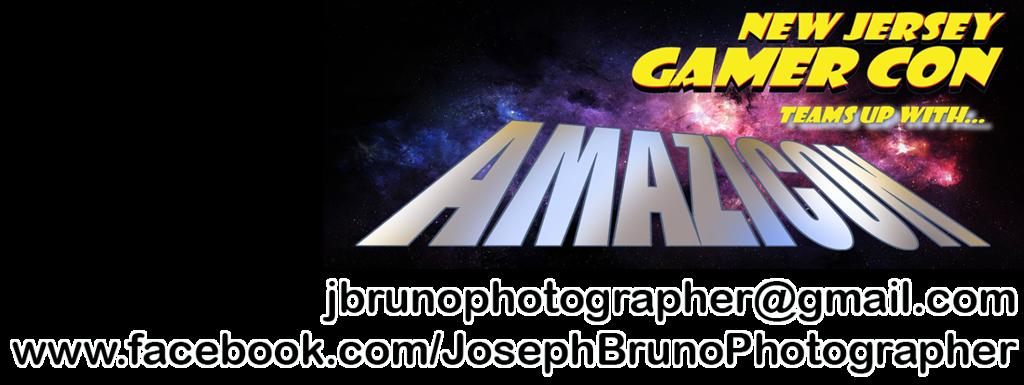NJ Gamer Amazicon Teamup