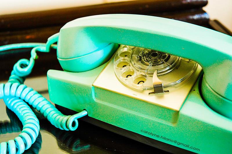 Room Telephone<br /> Hidalgo del Parral, Mexico