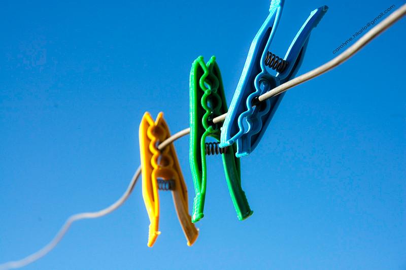 Clothes Pin<br /> Salar de Uyuni, Bolivia