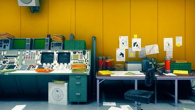 HRA Lab Office