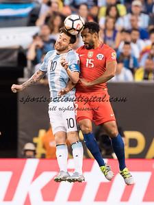 Lionel Messi, Jean Beausejour