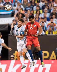 Lionel Messi, Jean Beausejour