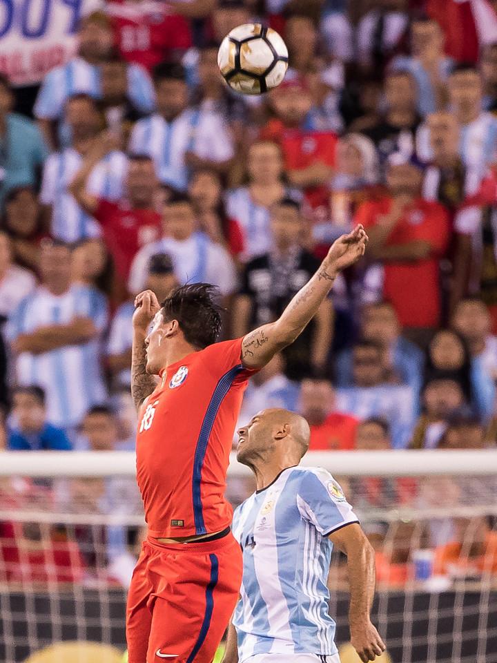 Nicolas Castillo, Javier Mascherano