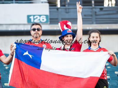 Chile fans