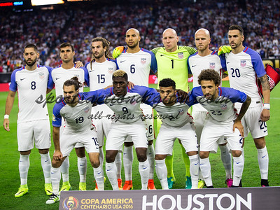 USA starting XI