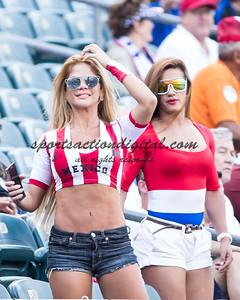 Paraguay fans