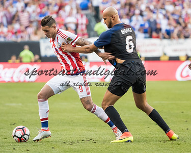 Antonio Sanabria, John Brooks