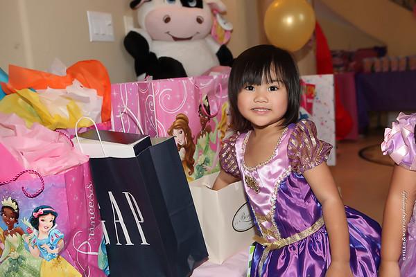 Ameia's 3rd Birthday