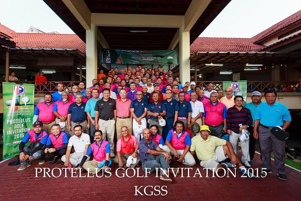 PROTELLUS GOLF INVITATION 2015
