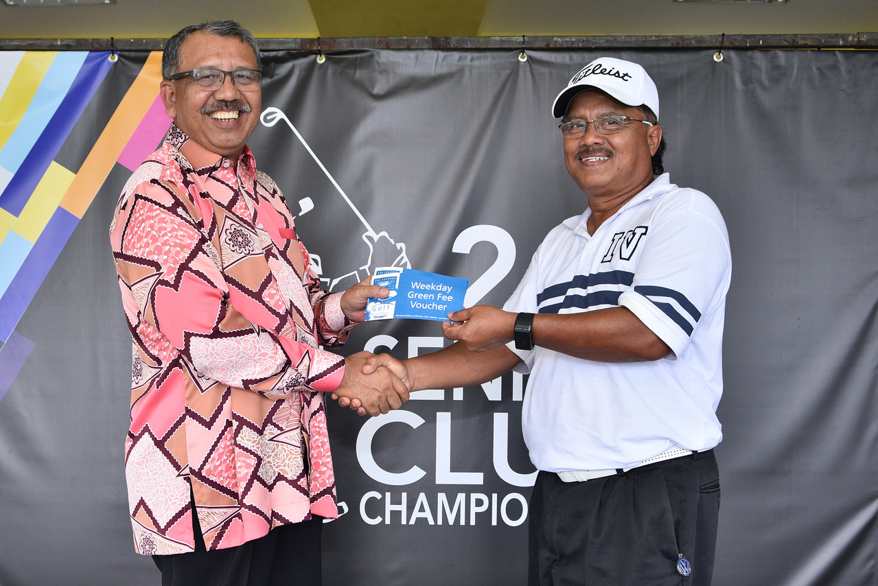 2nd Senior Club Championship 2017
