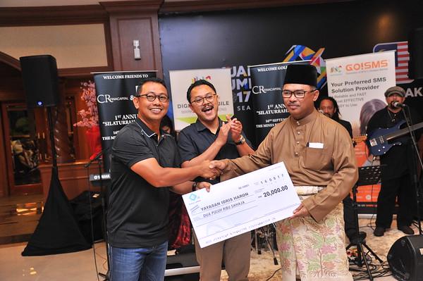 CR FinaCapital Sdn Bhd Golf Silaturrahim 2017
