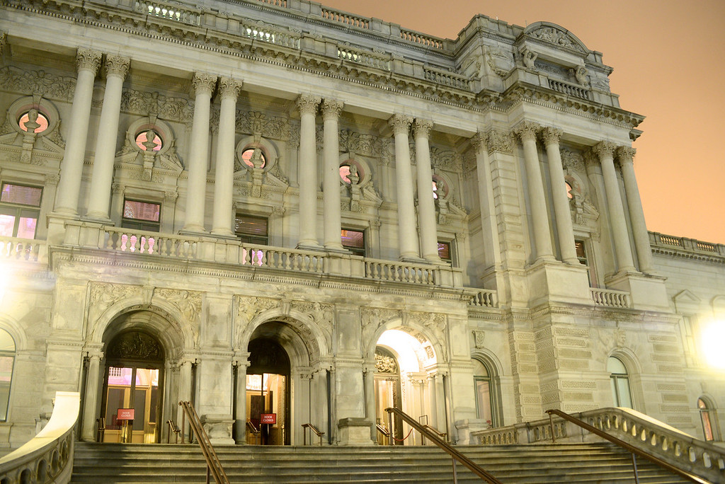 BET Honors Dinner at the Library of Congress.  Event by Andre Wells. Photography by Davide DePas.