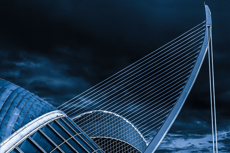 Magnum Opus | City of Arts and Sciences Valencia Spain