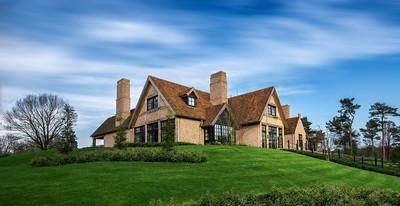 The Duke Restaurant Company Club De Hooge Vorssel Nistelrode | Golfbaan Architectuur Vastgoed Fotografie