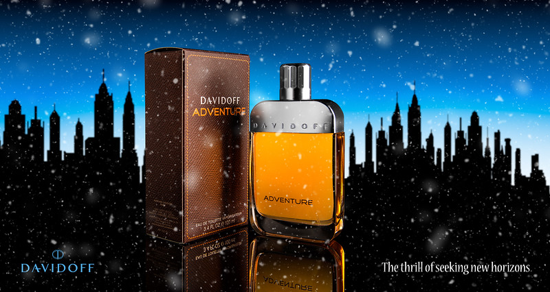 Davidoff Adventure   The Thrill of Seeking New Horizons Advertising and Product Photography Editorial Ad Commercial Campaign Cologne Perfume Parfum Cool Water Lifestyle