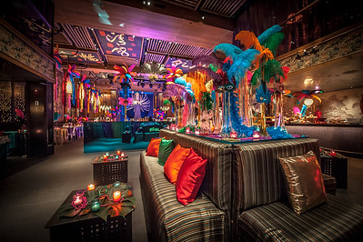 Carnival Party at TAO, New York