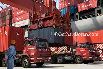 Shanghai Container Terminal