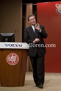 Leif Johansson, Volvo Group CEO