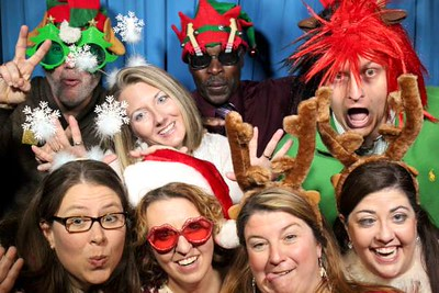 OMU HOLIDAY PARTY
