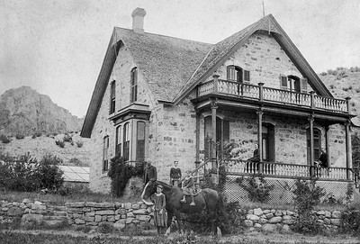 The Chambers House