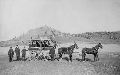 The Stagecoach to Denver