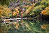 Devils Backbone Reflections- Cossatot River State Park