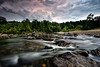 Storm Over the Cossatot - Cossatot State Park - Sept 14, 2016