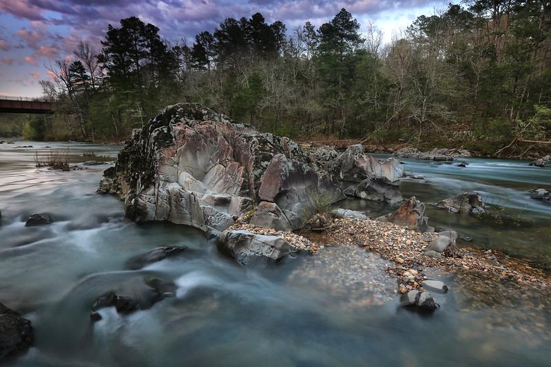 Cossatot River State Park - Arkansas -  April 2018