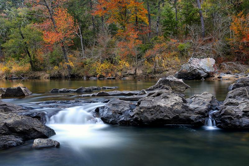 Cossatot River State Park - Blue Hole