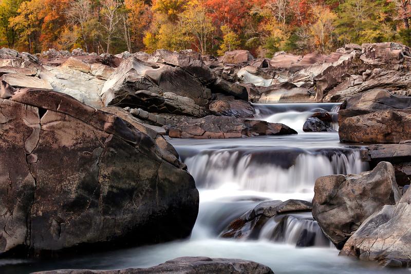 Cossat Falls - Fall 2016
