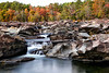 Cossatot Falls in Autumn - Cossatot River State Park - Arkansas - Nov 2016