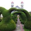 Iglesia de Zarcero Topiary