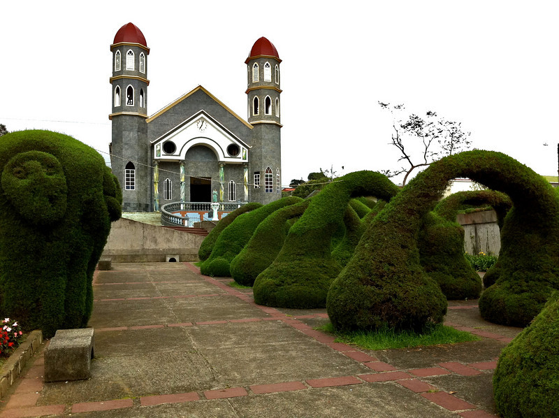 Iglesia de Zarcero