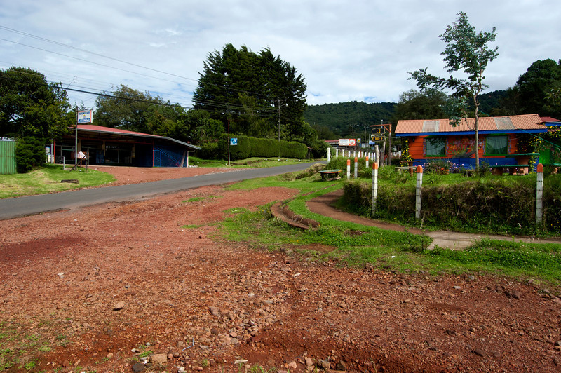 Roadside Cafe, near Arenal