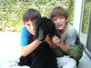 Joe - Ross holding Max 080204