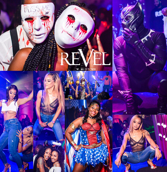 COSTUME PARTY @ REVEL 10-27-28