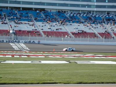 Cossy NASCAR Engine runs at Vegas