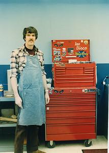 Ian & his toolbox
