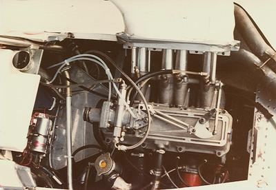 Cosworth Super Vee Engine