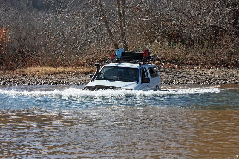 Buffalo River (Woolum) crossing - 31