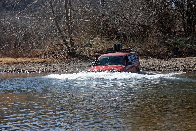Buffalo River (Woolum) crossing - 10