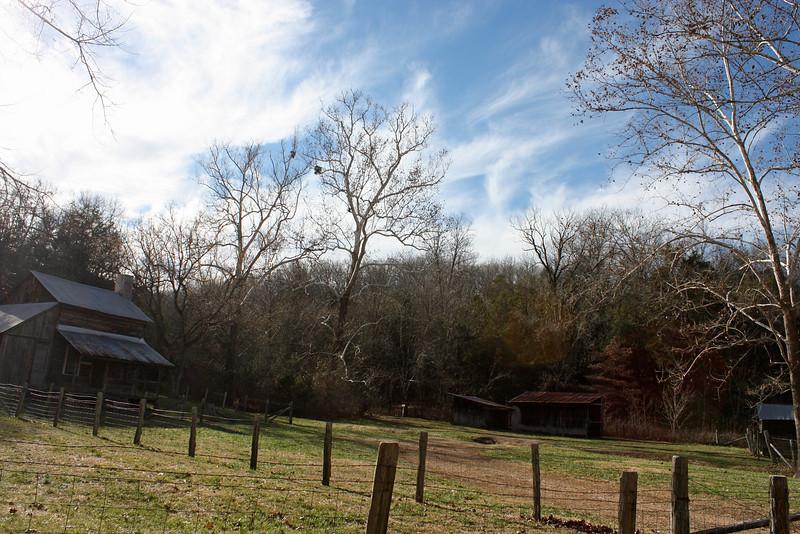 Parker-Hickman Farmstead - 2
