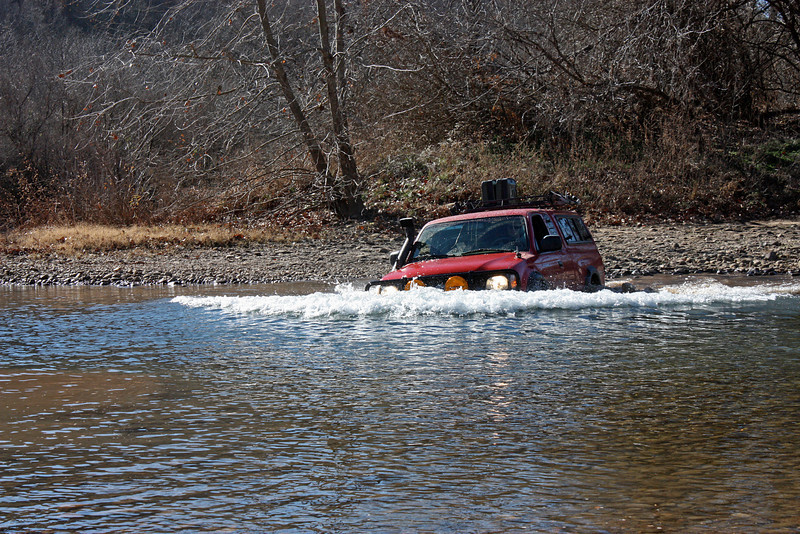 Buffalo River (Woolum) crossing - 11